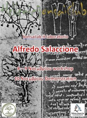 Alfredo Salaccione 08-09-10 Νοεμβρίου 2019