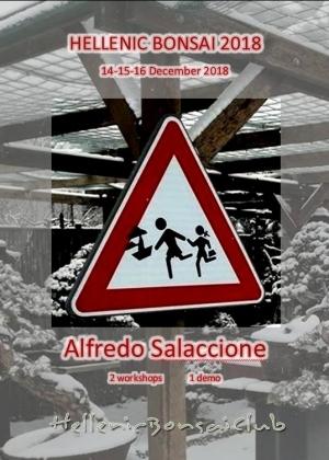 Alfredo Salaccione 14-15-16 Δεκεμβρίου 2018