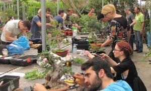 Στιγμές από το Ανοιξιάτικο εργαστήριο 2016
